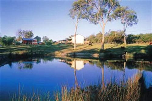 Platypus Park Country Retreat, green hotel in Bridport, Australia