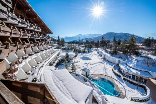 Krumers Alpin Resort & Spa, Зеефельд