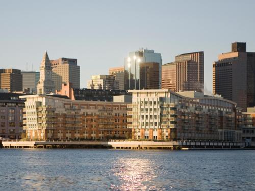 Foto de Battery Wharf Hotel, Boston Waterfront