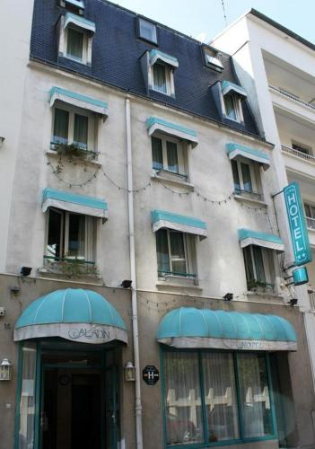Hôtel Aladin photo 26
