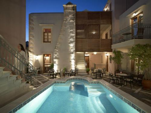 Palazzo Vecchio Exclusive Residence in rethymno - 4 star hotel