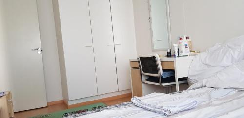 A beautiful three new room apartment in Helsinki, Suutarila