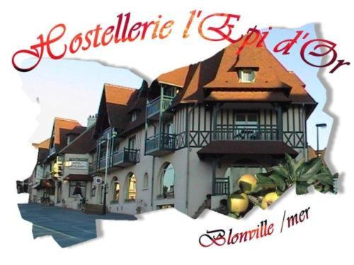 Hotel &Eacute;pi d'Or Blonville sur Mer