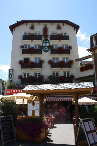 Hotel le Breilh