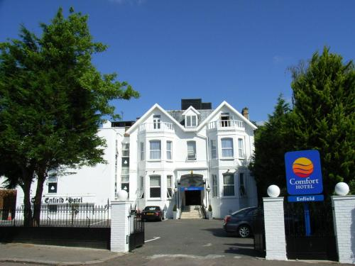 Comfort Hotel Enfield