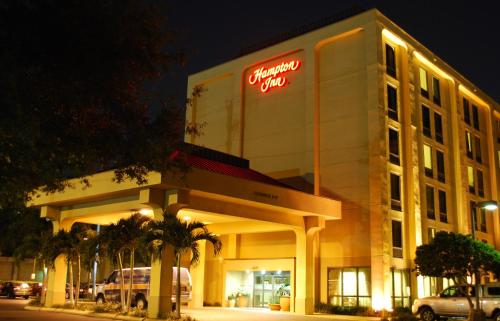 Hampton Inn Tampa International Airport/Westshore