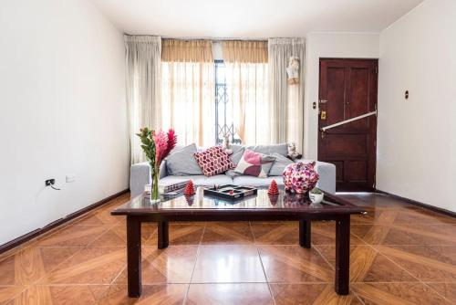 The best room in Barranco, Lima