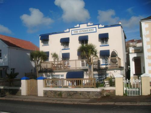 Photo of Lyndhurst Guesthouse Hotel Bed and Breakfast Accommodation in St Brelade Channel Islands