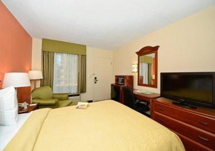 Quality Inn University Winston Salem Photo