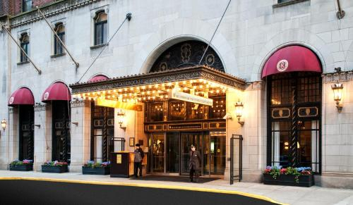 Millennium Knickerbocker Hotel - chicago -