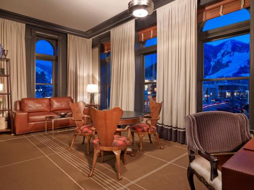 Hotel Jerome , Aspen, USA, picture 2
