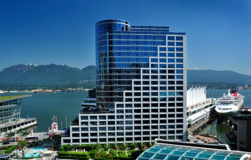 Гостиница «The Fairmont Waterfront», Ванкувер