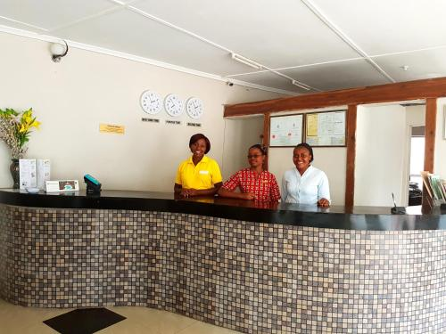 Purview Lodge, Kafue