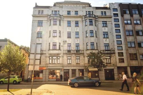 LEC Travel Valdemara Apartments Riga, Рига