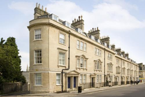 Photo of SACO Bath - St James Parade Hotel Bed and Breakfast Accommodation in Bath Somerset