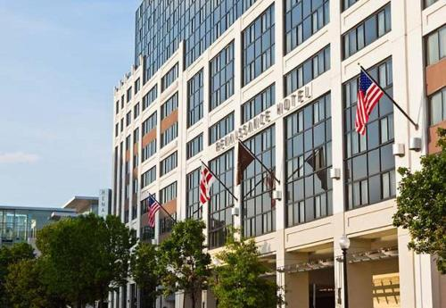 Renaissance Washington DC Downtown Hotel, A Marriott Luxury & Lifestyle Hotel impression