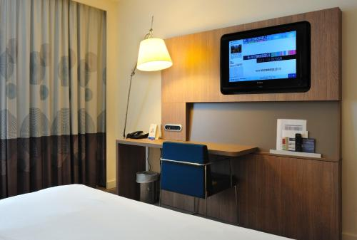 Hotel Novotel Brussels Centre Tour Noire photo 7