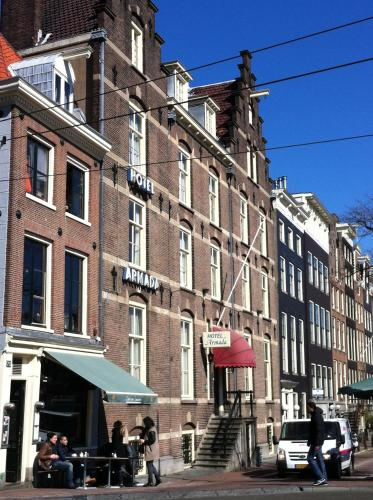 Armada Hotel Amsterdam Netherlands Overview