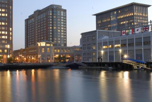 Seaport Boston Hotel photo