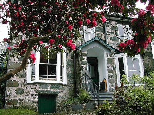 Photo of Pen Y Garth Hotel Bed and Breakfast Accommodation in Harlech Gwynedd