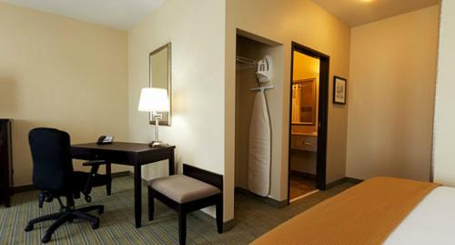 Holiday Inn Express Waterloo-Cedar Falls Photo