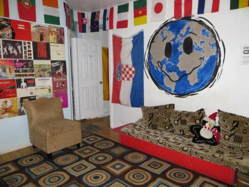 Auberge Jeunesse Planete Backpackers Hostel Photo