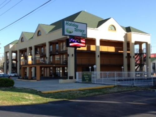 Holiday Terrace Inn - Pigeon Forge Pigeon Forge