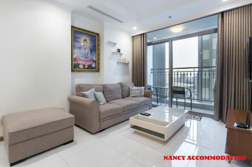 Nancy- luxury apartment, Ho Chi Minh