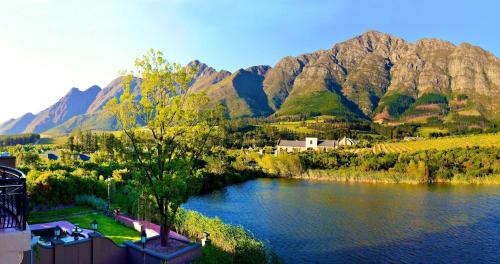 L'ermitage - Franschhoek Chateau & Villas Photo
