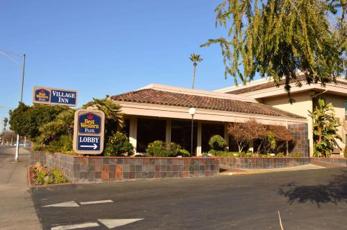 Best Western Village Inn Fresno Ca