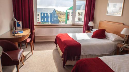 Photo of Alcock & Brown Hotel Hotel Bed and Breakfast Accommodation in Clifden Galway