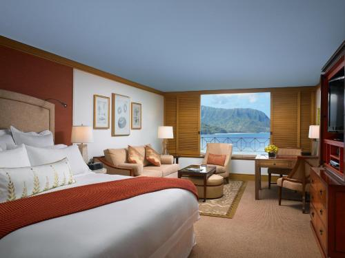 The St. Regis Princeville Resort - Princeville, HI 96722