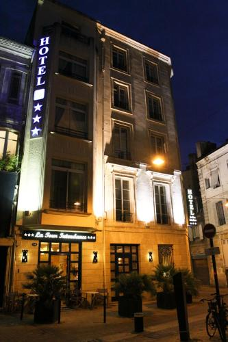 Hotel La Tour Intendance Bordeaux