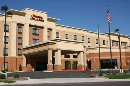 Hampton Inn and Suites Columbia at the University of Missouri