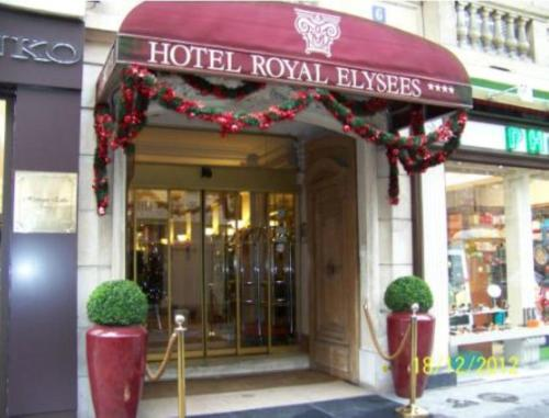 Hotel Royal Elys�es****