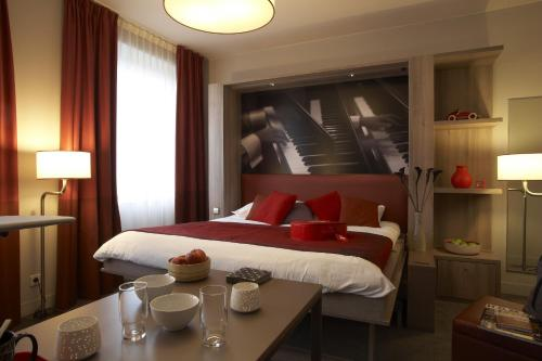Aparthotel Adagio Vienna City photo 19