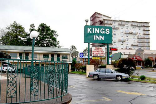 Kings Inn Hot Springs Photo