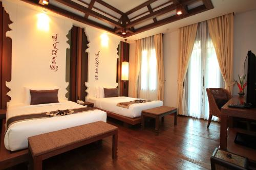 Rawee Waree Resort and Spa, Chiang Mai, Thailand, picture 18
