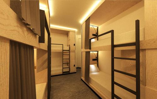 Bond Boutique Capsule Hotel @ Bugis, Singapore