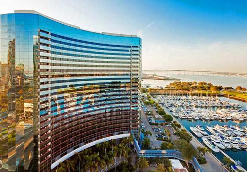 San Diego Marriott Marquis and Marina Photo