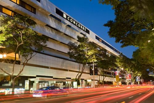 Concorde Hotel Singapore staycation