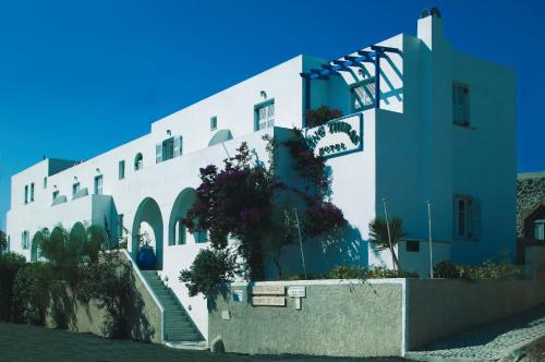 Budget Hotels Near Museum Of Prehistoric Thira - Compare ...