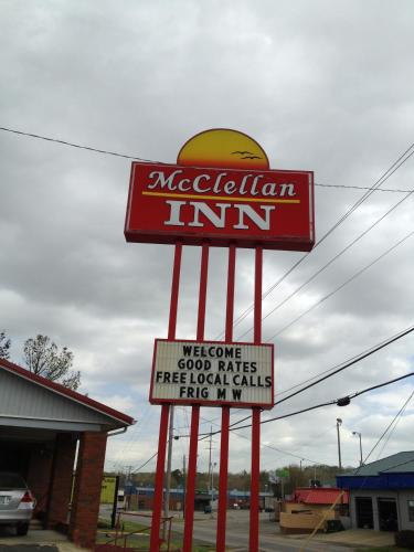McClellan Inn Photo