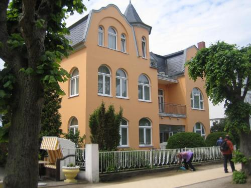 Hotel Villa Strandrose Ahlbeck