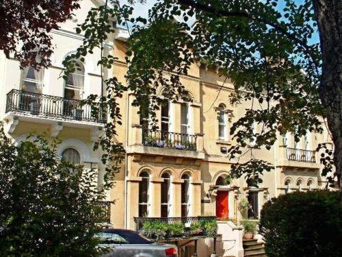 Photo of Hanover House Hotel Bed and Breakfast Accommodation in Cheltenham Gloucestershire