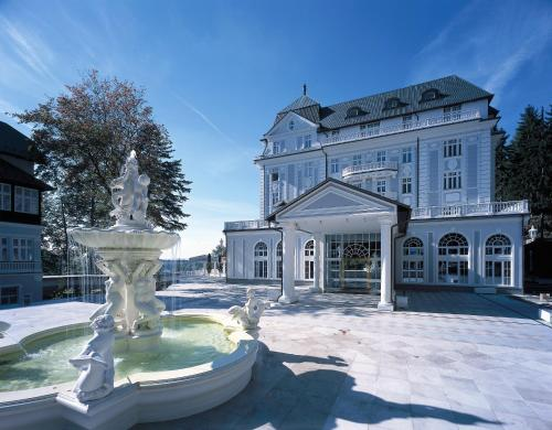 Esplanade Spa and Golf Resort in Marianske lazne from €143
