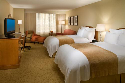 Toronto Airport Marriott Hotel photo 11