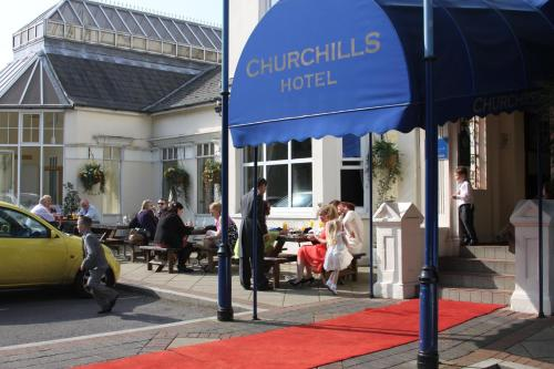 Churchills Hotel