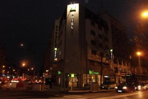 ibis Styles Grenoble Centre Gare (ex all seasons)*