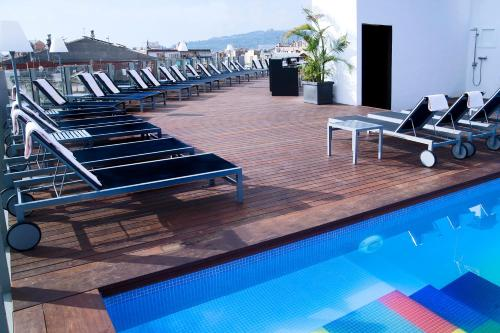 Axel Hotel Barcelona & Urban Spa- Adults Only photo 5